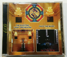 Electric Light Orchestra 1998 No Answer/Face The Music 2 on 1 CD Import EX Cond.