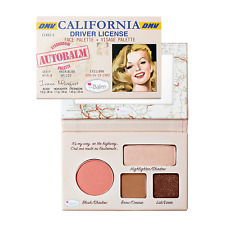 theBalm- Autobalm: California Compact Palette, 0.3oz - In Stock/Ready to Ship!