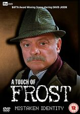 A Touch Of Frost - Mistaken Identity (DVD, 2007)