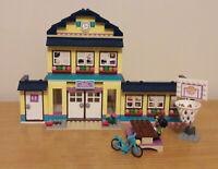 LEGO FRIENDS  41005 HEARTLAKE HIGH SCHOOL 99% Complete
