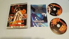 Red Lips Double Feature - Two Undercover Angels & Kiss Me, Monster (DVD, 2006)