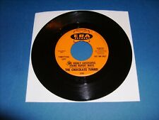 """THE CHOCOLATE TUNNEL """"THE HIGHLY SUCCESSFUL YOUNG RUPERT WHITE"""" GARAGE 45 RPM"""
