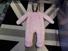Puffa snow/pram suit 6/9 months