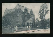 Somerset CLEVEDON Victoria Convalescent Home used c1915 PPC