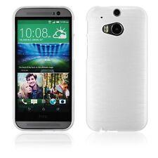 Metallische Taschen und Schutzhüllen für HTC One M8 Handy
