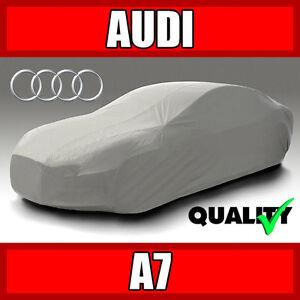 [AUDI A7] CAR COVER ☑️ Weatherproof ☑️ 100% Waterproof ☑️ Warranty ✔CUSTOM✔FIT