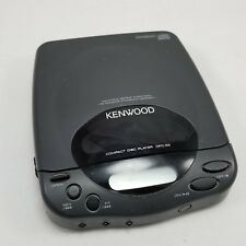 Kenwood Portable Compact Disk Player Dpc-52 Tested Not Working