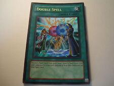 YU GI OH  Double Spell DR1-EN161 Ultra Rare