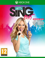 Let's Sing 2016 XBOX ONE IT IMPORT RAVENSCOURT