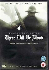 ' There Will Be Blood ' movie with Daniel Day Lewis on  DVD (2008, 2-Disc Set)