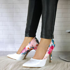 Unbranded Synthetic Leather Multi-Coloured Heels for Women