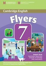 Cambridge Young Learners English Tests 7 Flyers Student's Book : Examination...
