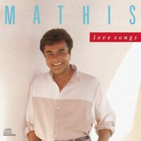 Johnny Mathis : Love Songs CD Like New