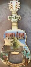 Hard Rock Hotel PUNTA CANA 2015 Guitar MAGNET Bottle Opener City Acoustic TTBK!