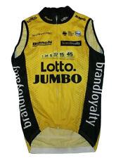 Lotto Jumbo Bianchi S-Phyre Vifit UCI World Tour Cycling Jersey Size-S NLV