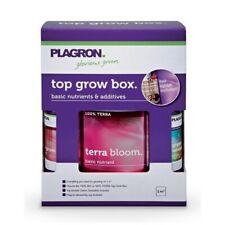 Plagron Top Grow Box 100 Terra. Nutrienti Fertilizzanti Coltivazione