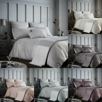 Glitter Duvet Cover Set Single Double Super King Size Pillowcases Sequin Bedding