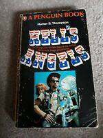 Hunter S. Thompson -  Hell's Angels - First Penguin Edition 1st / 1st - 1967