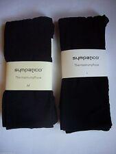 Maschinenwäsche Damen-Blickdichten Strumpfhosen mit Baumwolle ohne Mehrstückpackung