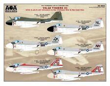 AOA decals 1/32 VA-65 TIGERS (1) USN A-6A/A-6E Intruders Vietnam War & Cold War