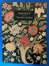 The Needle's Excellency and Other Textiles Mallett AntiqueDealers William Morris