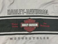 Harley-Davidson Mens Shirt Size XL Mechanic Style Short Sleeve Button Up