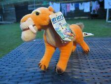 BNWT PMS Ice Age 3 Dawn Of The Dinosaurs - DIEGO Tiger - Soft Plush Stuffed Toy