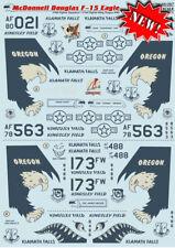 Print Scale 1/48 McDonnell-Douglas F-15 Eagle # 48087
