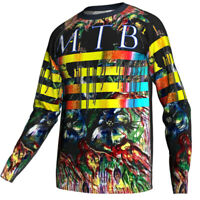 MTB Motocross Jerseys Cycling Shirt Bike Long Jacket Ride Clothing Downhill Race
