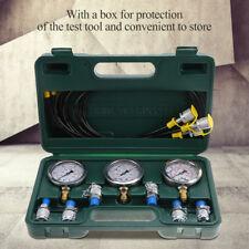 Hydraulikdruck Test Kit Bagger Hydraulisch Prüfpunktkupplung Manometer Messgerät