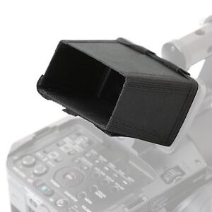 New LCDHD16 Sun Shade Protector designed for Sony NEX-FS100 and Sony NEX-FS700