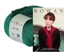 Lanas e hilos Rowan de seda
