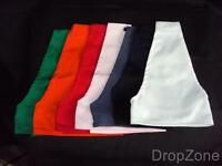 Pair of Military Brassards / Arm Bands - Assorted Colours, RAF, White, Navy Blue