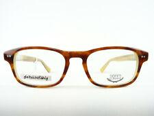 Havannabraune Brillenfassung RÖHM/Germany Hornoptik Vintagebrille unisex Gr. M