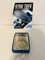 Eaglemoss Star Trek U.S.S Enterprise-D NCC-1701-D with Magazine, #EMST0001
