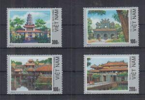 E459. Vietnam - MNH - Architecture