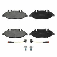 Front brake pads set for Mercedes VITO VAN MINIBUS VIANO W639 2009-ON C204 COUPE