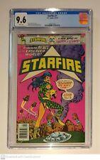 Starfire #1 CGC 9.6 DC Comics 8-9/76
