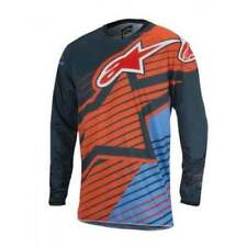 Maillots de cross orange Alpinestars