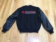 Vintage Leather Jacket FujiFilm Motion Picture Promo 90's CINEMATOGRAPHERS sz L