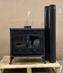USED AND REFURBISHED Winterwarm Boiler 12kw Stove OUTDOOR USE ONLY (SW113)