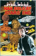 STAR WARS HAN SOLO AT STARS' END #1 DYNAMIC FORCES SIGNED PETER MAYHEW DF COA