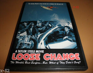 LOOSE CHANGE surfing DVD benji weatherly kelly slater rob machado shane dorian