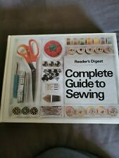 Complete Guide to Sewing by Reader's Digest Hardback