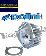 7970 - TESTA CILINDRO POLINI DM 47 E 50 VESPA 50 SPECIAL R L N PK S XL N V RUSH