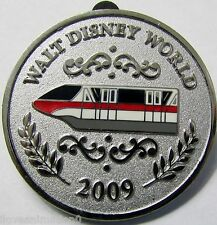 Disney WDW Character Coins Mystery Pin Collection Monorail Pin