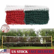Badminton Net Portable Tennis Volleyball Pickleball Sport Net for Indoor Outdoor