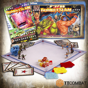 RUMBLESLAM BNIB 2-Player Starter Box RSG-START-01