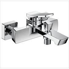 Badewannenarmatur Wannenarmatur Wasserhahn Bad Wanne Armatur Mischbatterie eckig