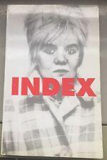 Peter Sotos INDEX Original Paperback CREATION BOOKS Pure Whitehouse